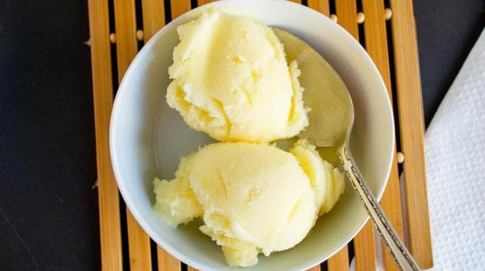 Сорбет из ананаса для похудения