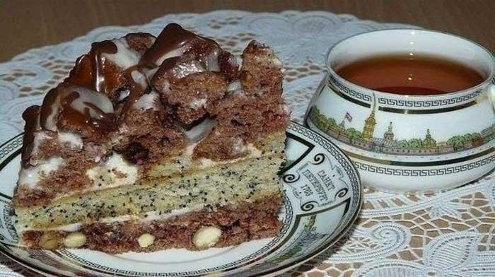 """Торт """"Екатерина"""""""