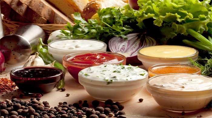 12 рецептов соусов