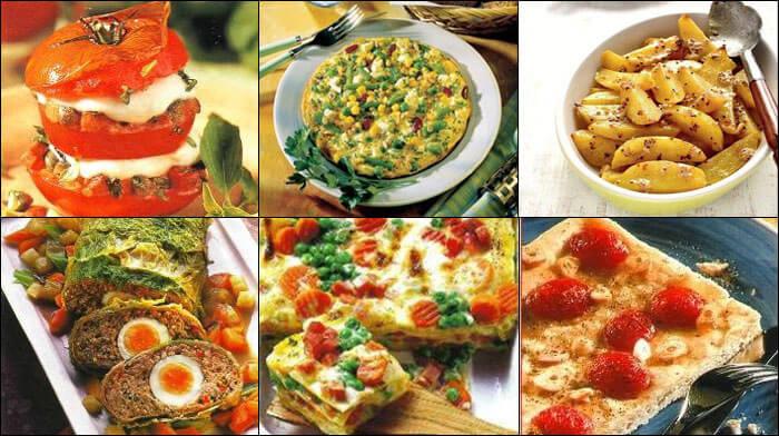 Вкусные блюда на ужин