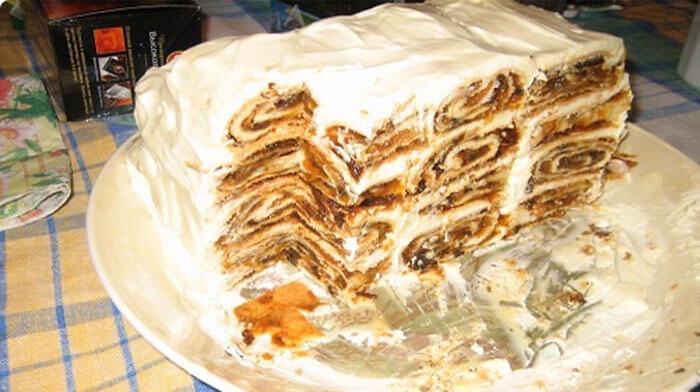 Торт Веселая карусель