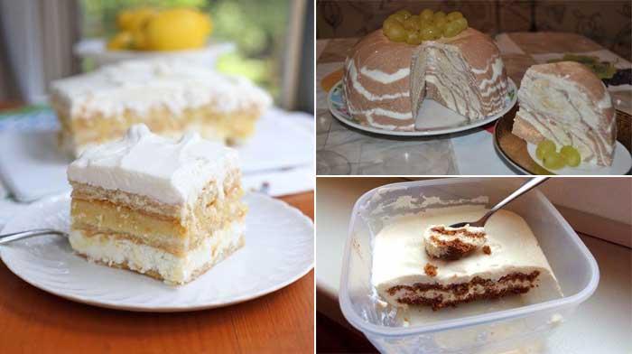 Фантастически вкусные десерты