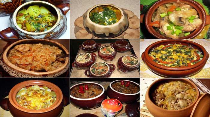 9 потрясающих блюд в горшочках