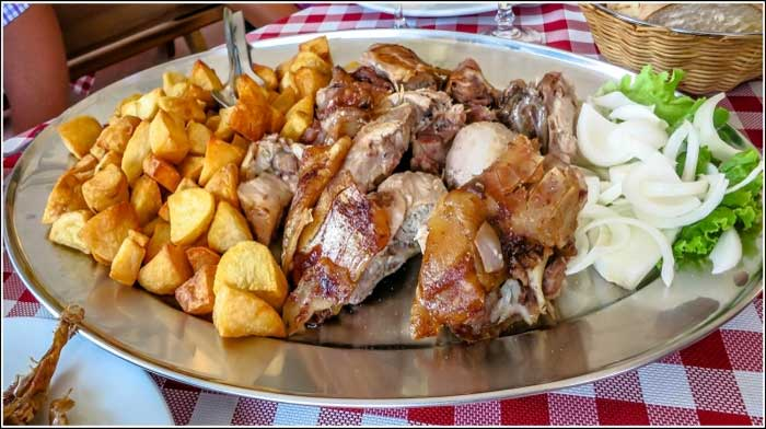 Лучшие блюда хорватской кухни