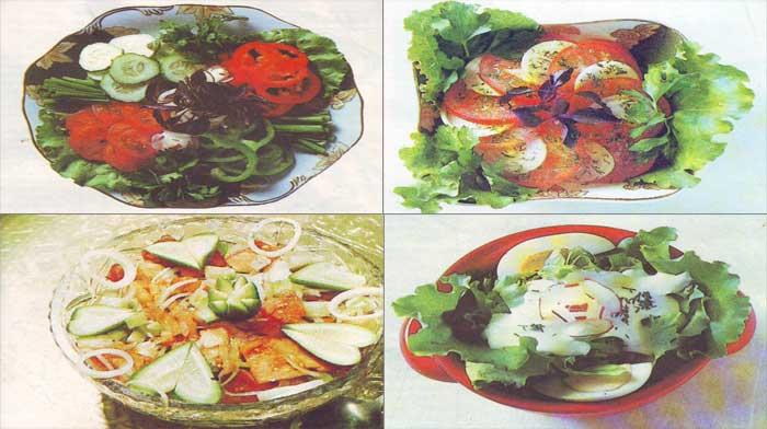Невероятно простой салат