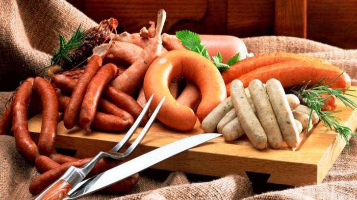 Домашние колбасные изделия