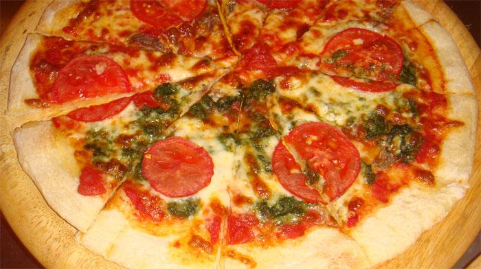 Пицца по-неаполитански
