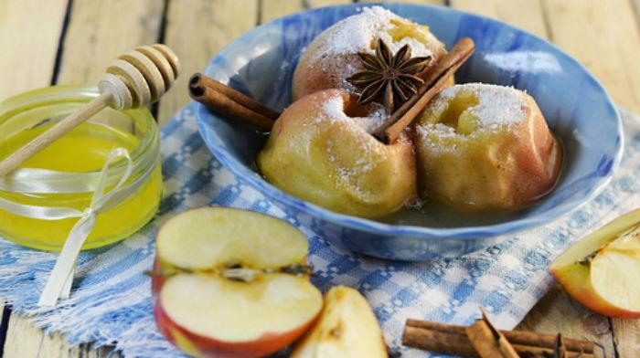 Запеченные яблоки. 7 вкусных десертов 1