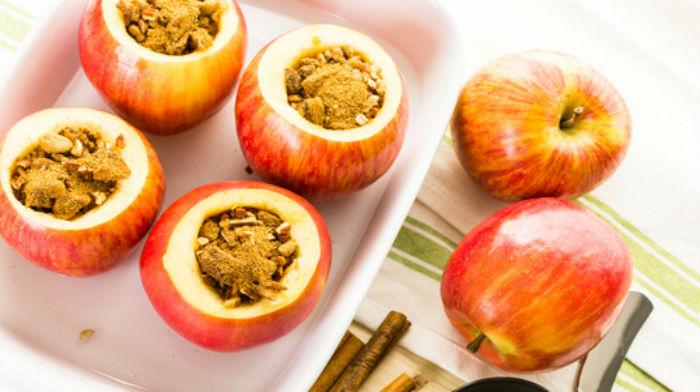 Запеченные яблоки. 7 вкусных десертов 3