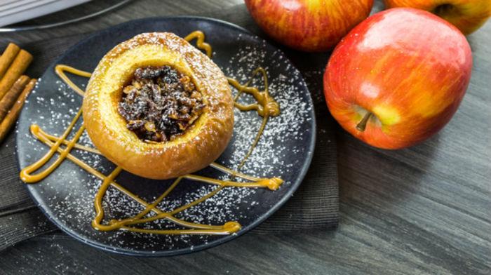 Запеченные яблоки. 7 вкусных десертов 4