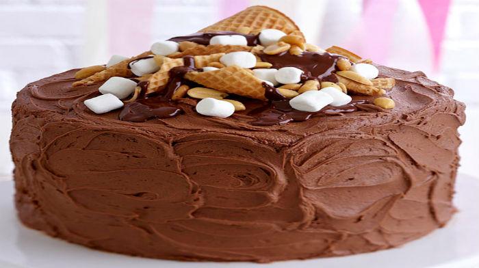 10 простых способов сделать необычный торт