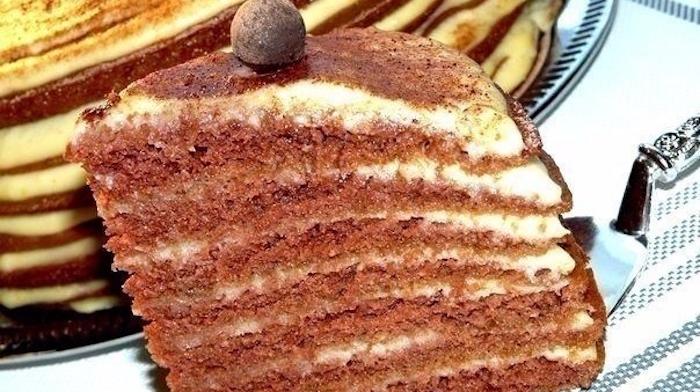 """Торт «Ноченька"""""""