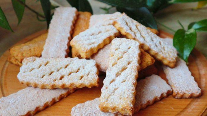 Чудо печенье из творога и меда