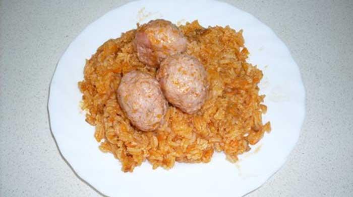 Быстрый рис
