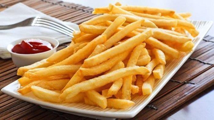 """Картошка """"Фри"""" в духовке"""