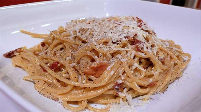 курица со спагетти по-итальянски