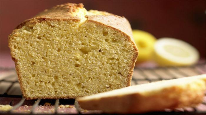 Кукурузный масляный бисквит