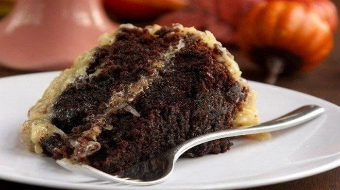Немецкий шоколадный торт