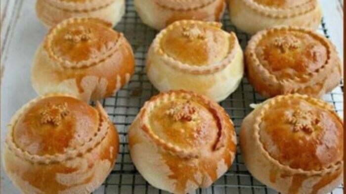 Пирожки бочонки