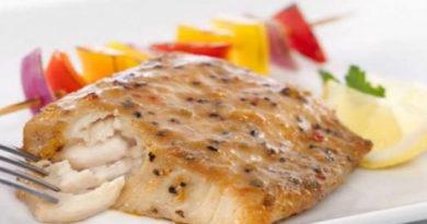 Идеальная рыба минтай
