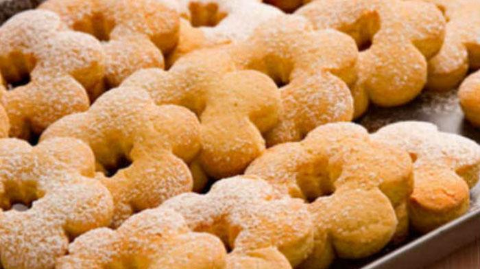 Медовое печенье без яиц за 12 минут