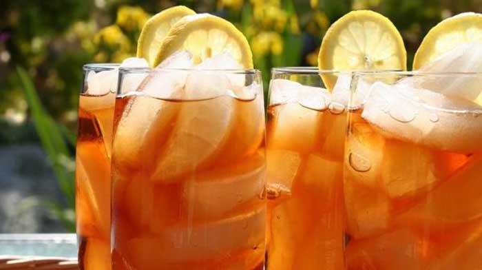 освежающий летний коктейль