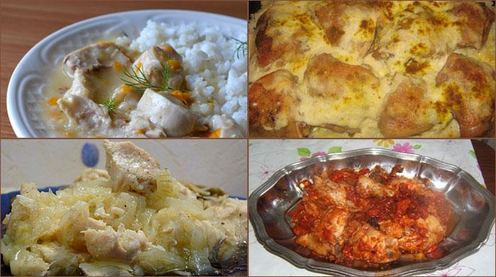 Как приготовить грудку в духовке под майонезом с помидорами сыром луком