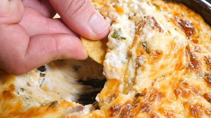 Сырная намазка для бутербродов
