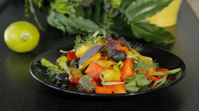 Блюда из овощей1