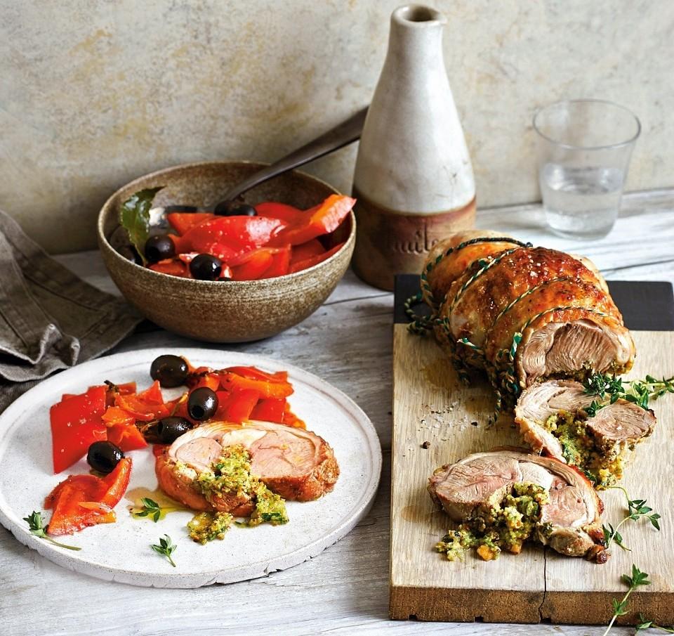 Блюда с мясом