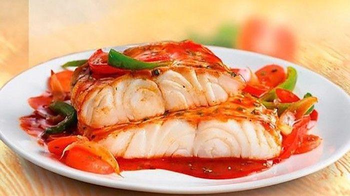Рыба на ужин