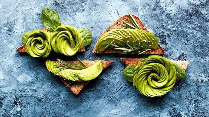 рецепты с авокадо