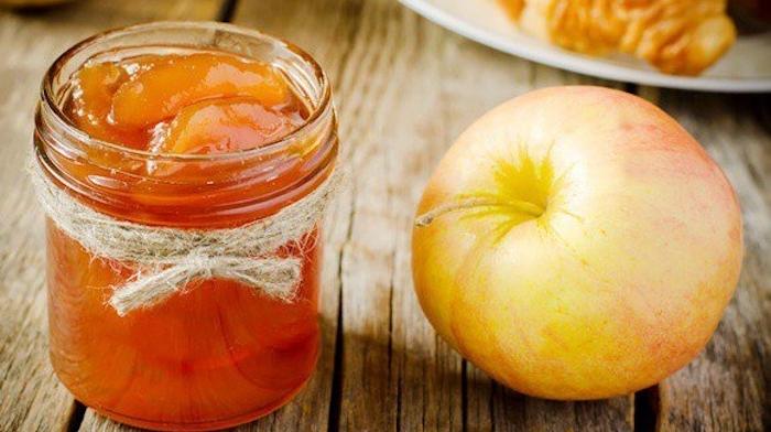Варенье из яблок с имбирем
